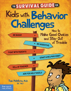 Behavior Survival Guide for kids with behavior challenges